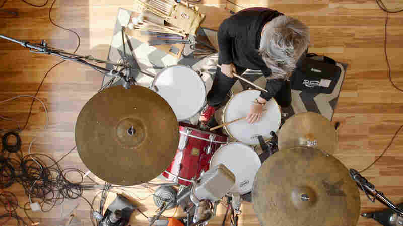 More Than Keeping Time: A Melodic Drumming Demo