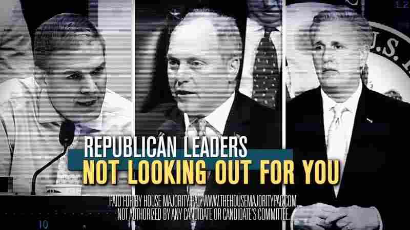 Democrats Unveil Ad Attacking House GOP Leaders