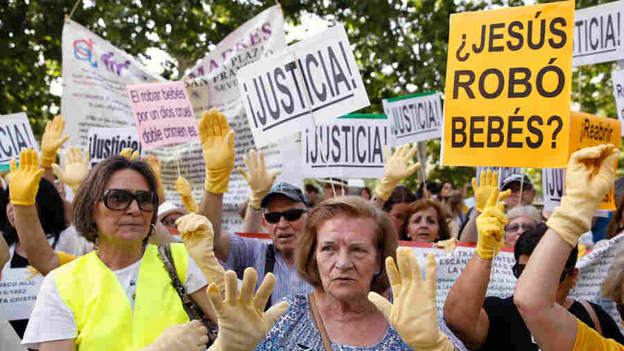 How Spanish Women Were Allegedly Targeted In 'Stolen Babies' Cases For Decades
