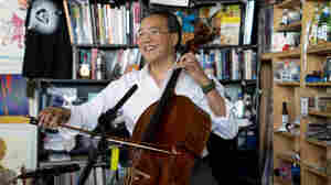 Yo-Yo Ma, A Life Led With Bach