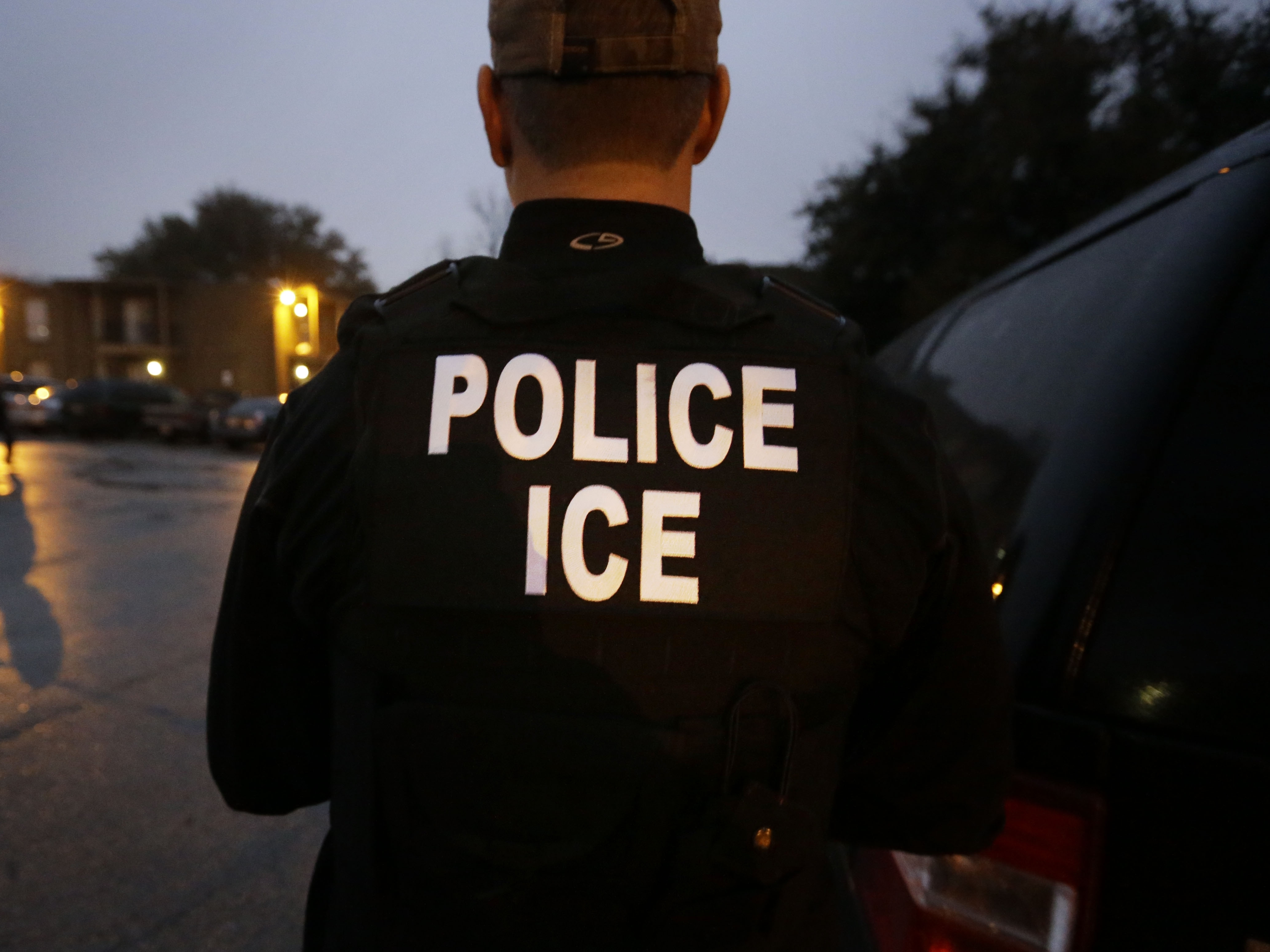 ICE Detains Man Driving His Wife To Hospital For Planned C-Section