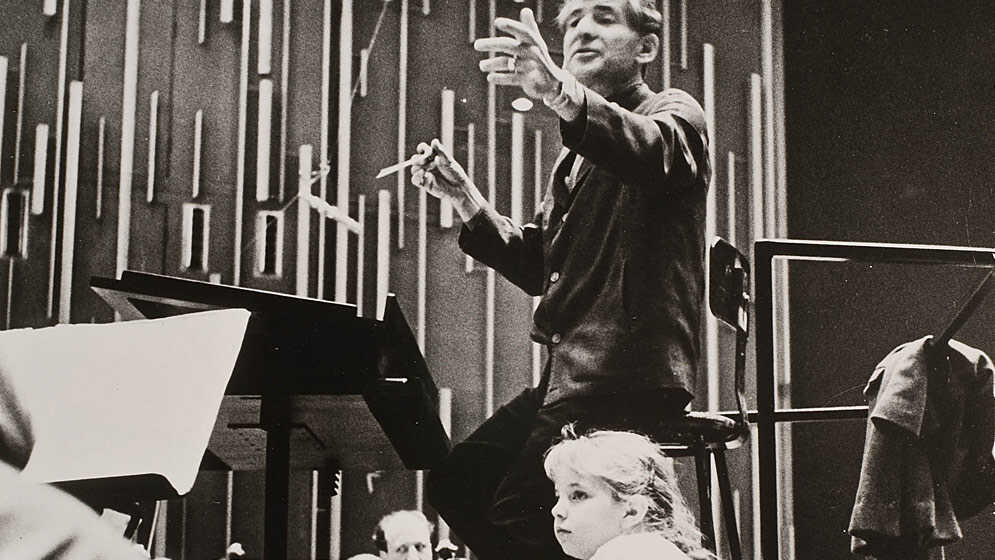 Life With Lenny: Leonard Bernstein's Daughter Explains Her Famous Father