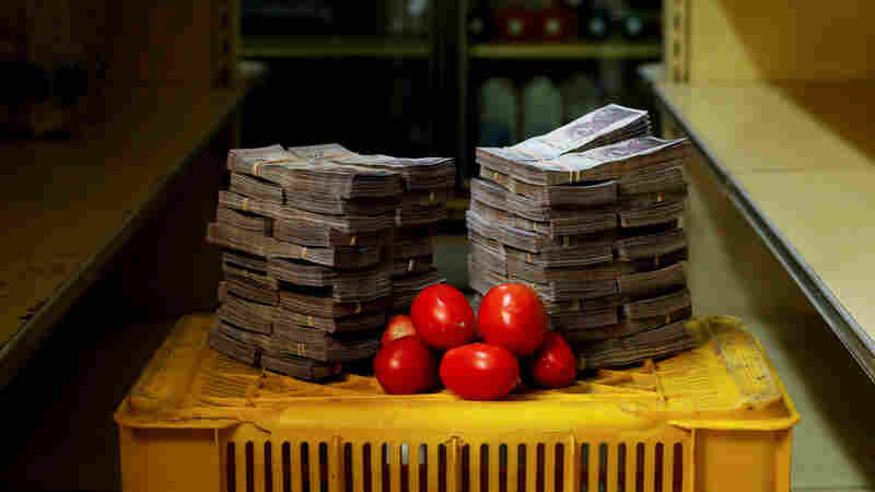 Venezuela, Racked With Hyperinflation, Rolls Out New Banknotes
