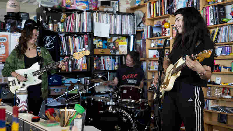 Camp Cope: Tiny Desk Concert