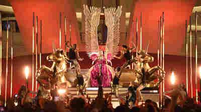 The MTV VMAs Celebrate Camila Cabello And Cardi B, While Madonna Celebrates Madonna