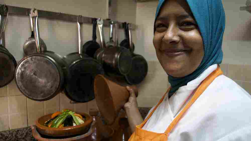 By Becoming Chefs, Stigmatized Women In Morocco Find Hope And Freedom