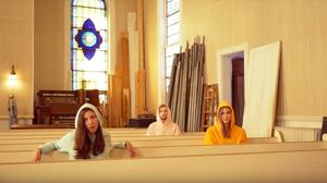 Weakened Friends' Fuzzed-Out 'Blue Again' Soundtracks Mid-20s Malaise