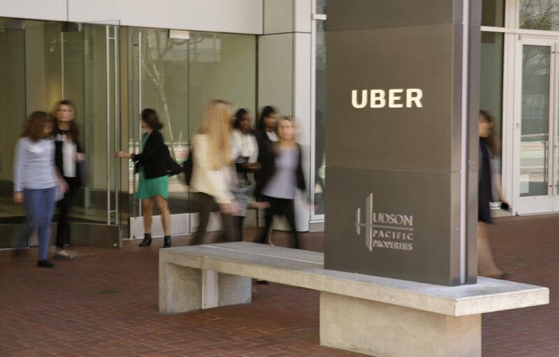Details Of Uber Harassment Settlement Released : NPR