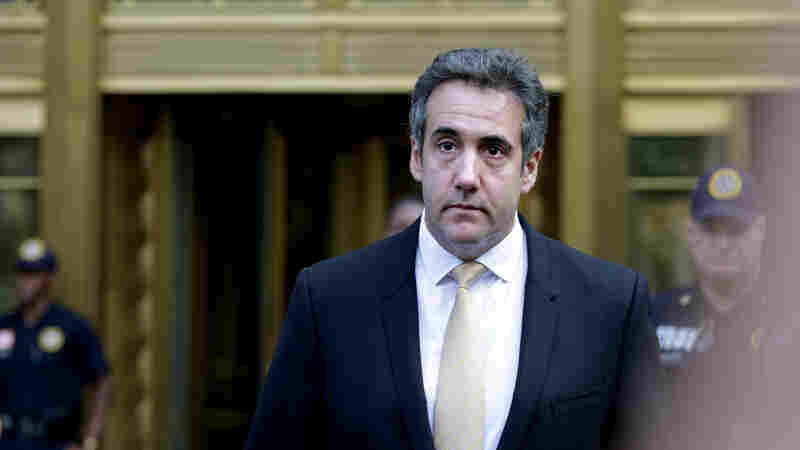 Michael Cohen's Lawyer Says His Client Would Never Accept Pardon From 'Corrupt' Trump