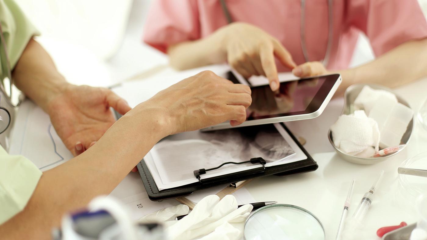 9b94cb3d2 Open Medical Records Can Spur Frank Talk Between Doctors And Patients