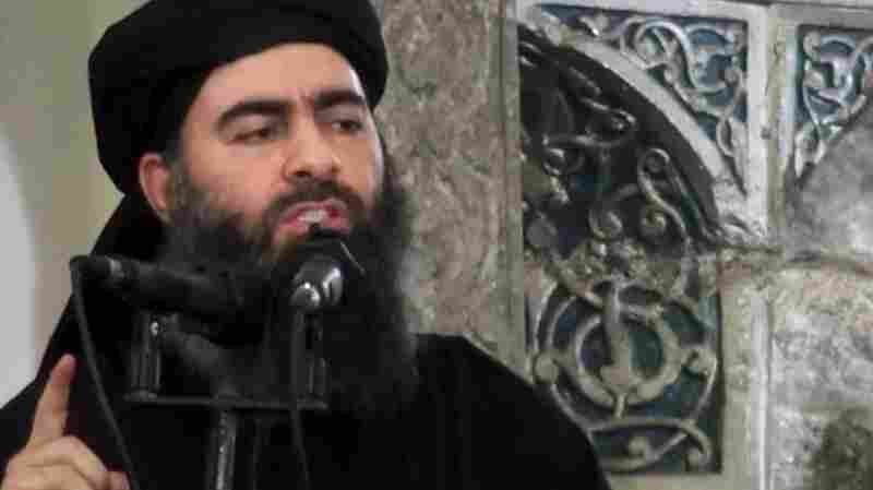 ISIS Releases Purported Audio Recording Of Leader Al-Baghdadi