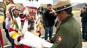 Native Americans Propose Change To Yellowstone Landmark Names