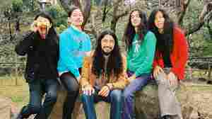 Kikagaku Moyo's 'Dripping Sun' Encompasses A State Of Psychedelia