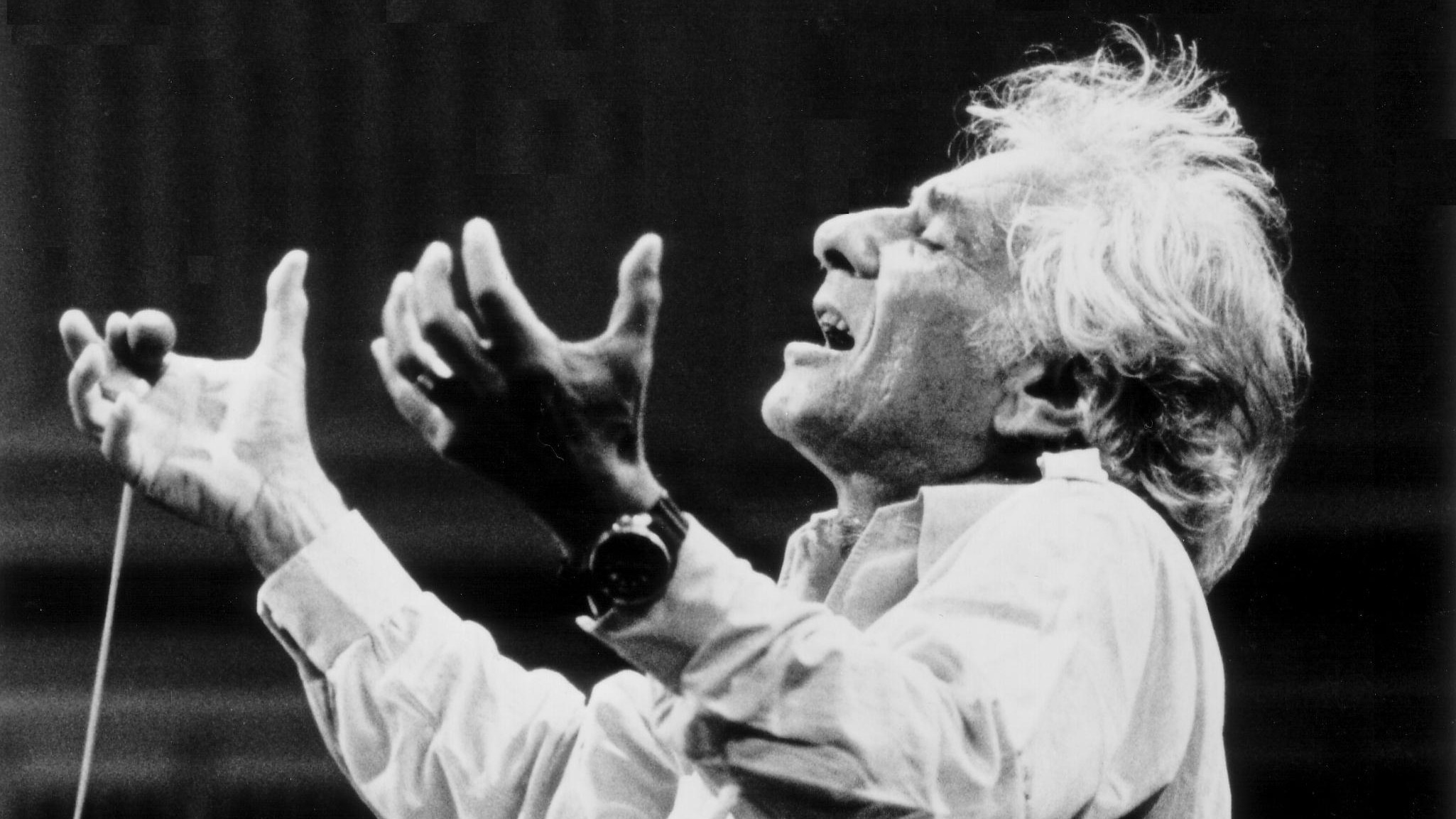 Bernstein Leonard: biography, personal life, family, music 98