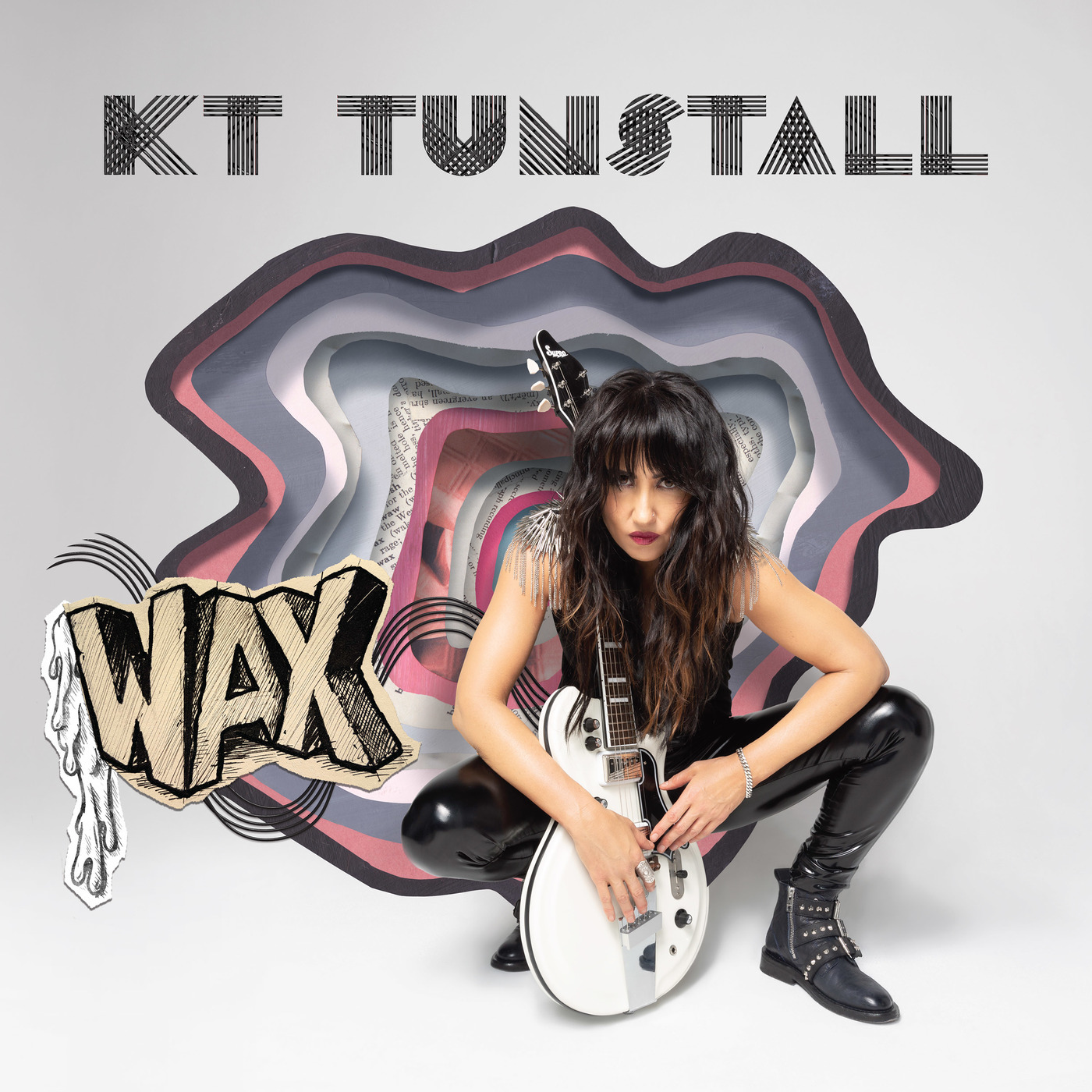 Listen To Kt Tunstall S Anthemic The River From Her