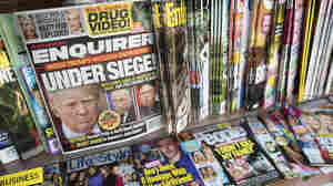 Opinion: 'National Enquirer' Publisher's CEO Could Testify About Trump And UFOs