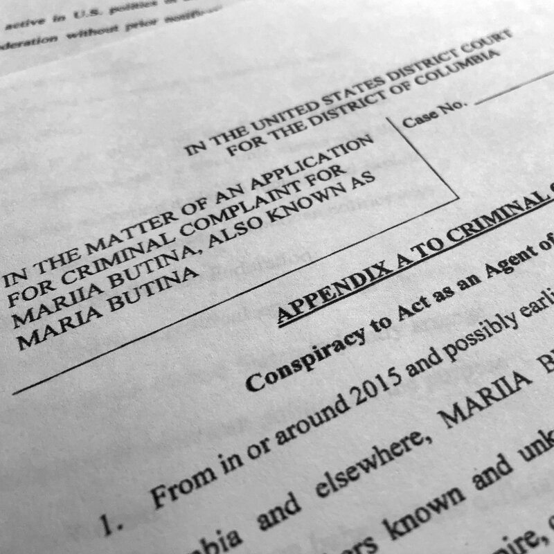 Maria Butina Lawyers Push For Her Release, Slam Sex 'Smears' By Feds