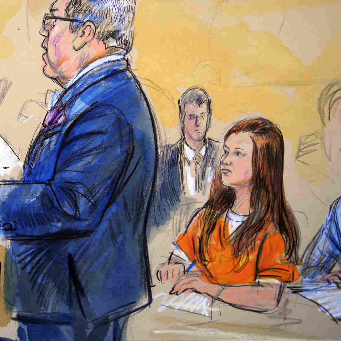 Butina describes her United States  prison conditions as acceptable - father