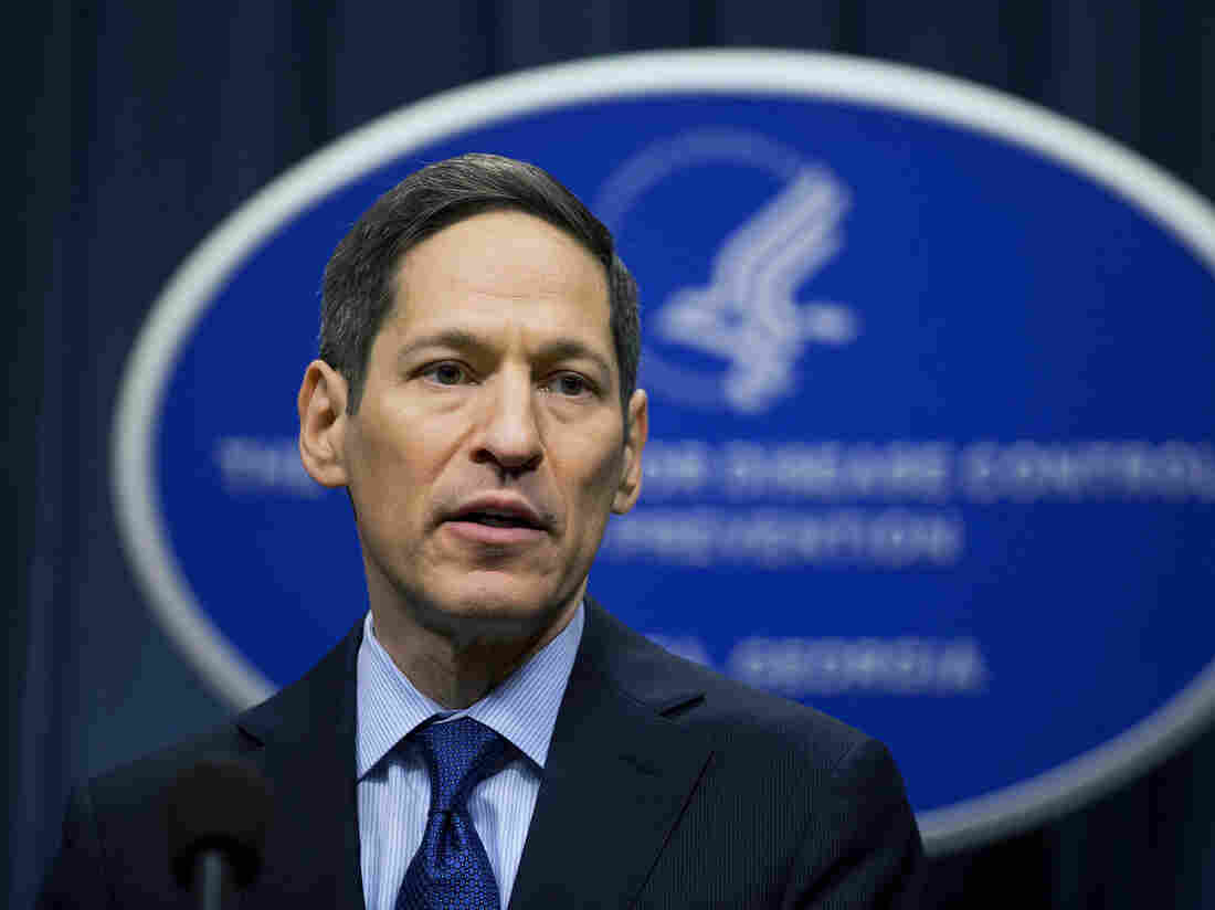 Former CDC head Tom Frieden arrested in NY, accused of groping