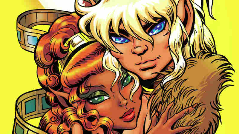 After 'Forty Years Of Pointed Ears,' 'ElfQuest' Ends Its Legendary Run