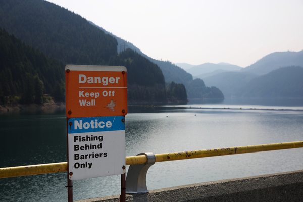 A toxic algae bloom in Oregon's Detroit Lake caused havoc in May, when toxins made their way into the city of Salem's drinking water. Oregon has since enacted rules requiring water systems to test for algae toxins.