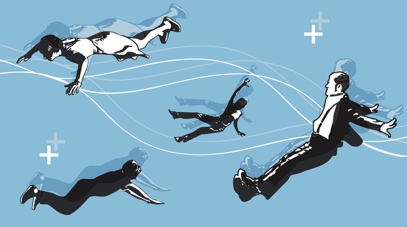 The Science Of Surviving A Fall : Shots - Health News : NPR