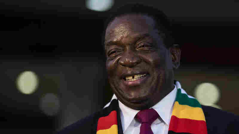 Zimbabwe Court Affirms Mnangagwa's Election Victory