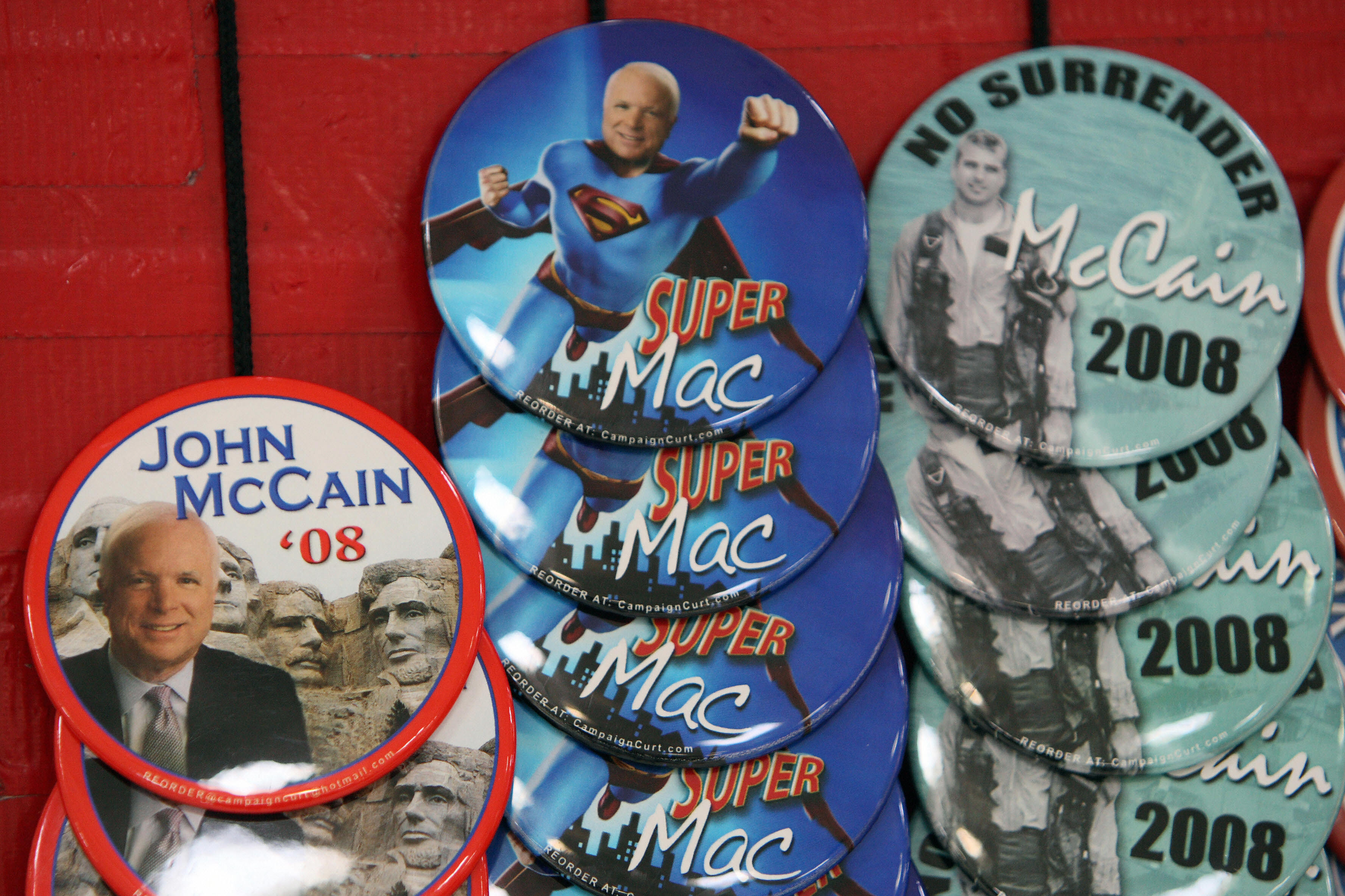 Sen. John McCain, Former Presidential Nominee And Prisoner Of War, Dies At 81