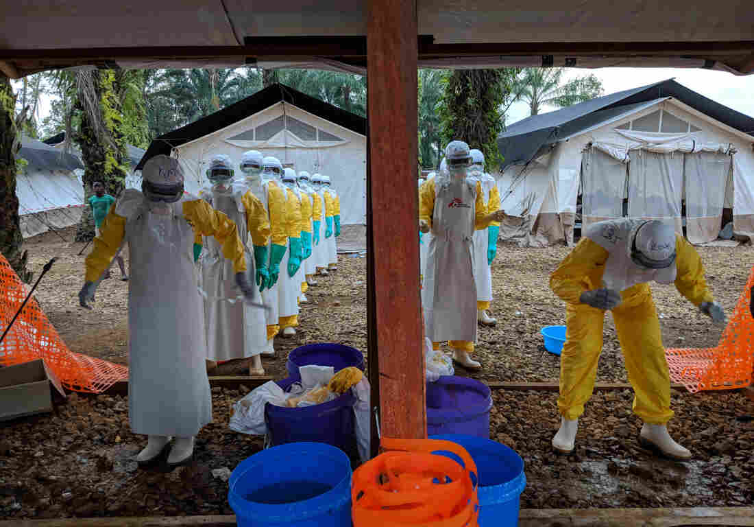 Ebola death toll rises to 75 in eastern DRC