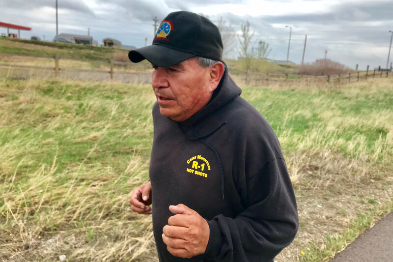Elite Wildland Firefighters Are The Pride Of The Blackfeet