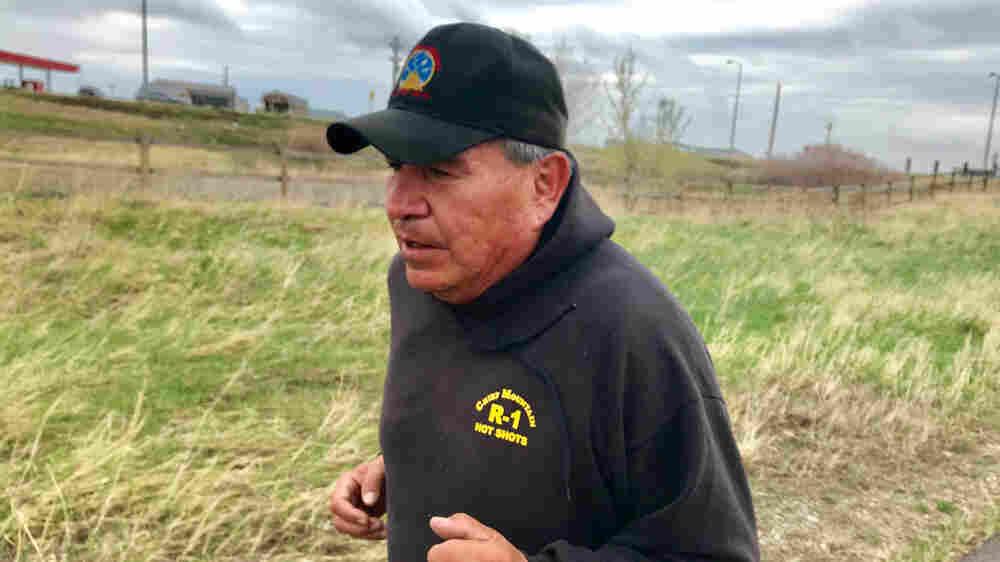 Elite Wildland Firefighters Are The Pride Of The Blackfeet Reservation