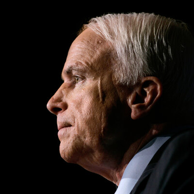 Sen. John McCain, Former Presidential Nominee And Prisoner Of War, Dies At 81