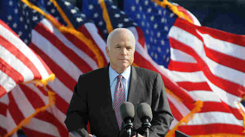 McCain To Lie In State At U.S. And Arizona Capitols