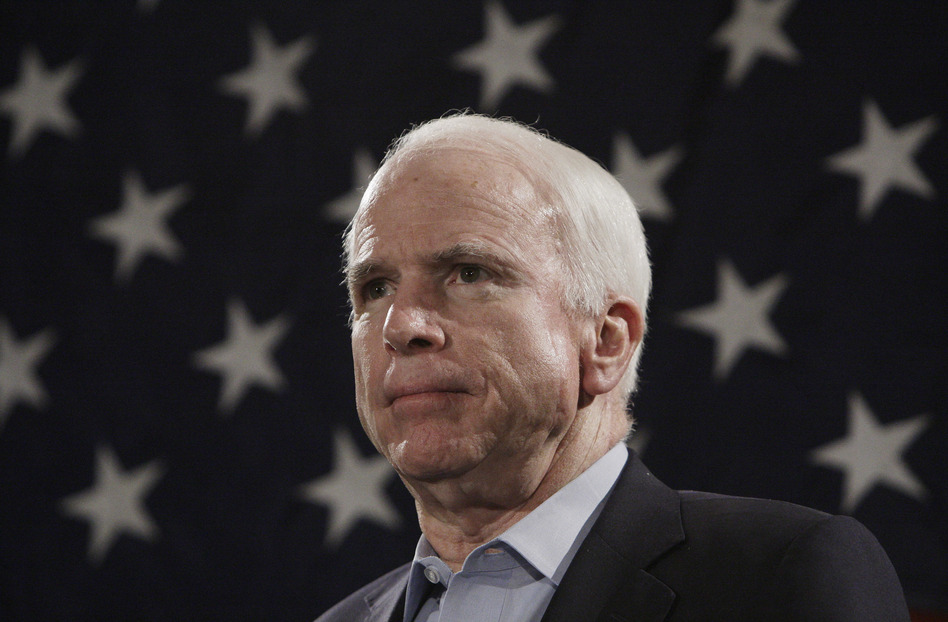 Politicians celebrated the multifaceted legacy of Sen. John McCain, R-Ariz., in tributes after his death on Saturday. (Ross Franklin/AP)