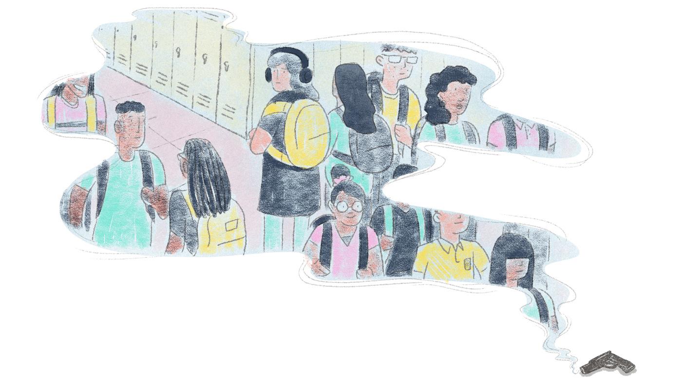 The School Shootings That Weren't