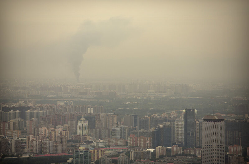 Exposure To Air Pollution During >> Air Pollution Exposure Harms Cognitive Performance Study Finds Npr