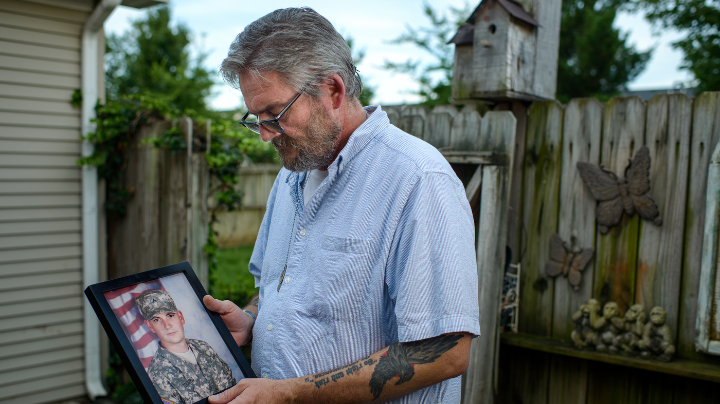 A Vet's Suicide Pushes The VA To Do Better