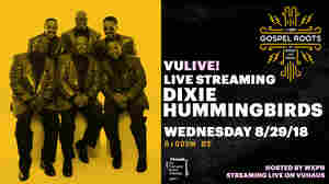 Watch The Dixie Hummingbirds Perform Live