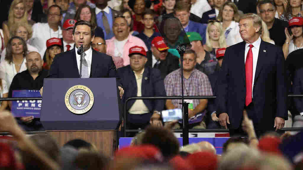 'Ron DeSantis is extraordinary!': Trump on Florida GOP candidate