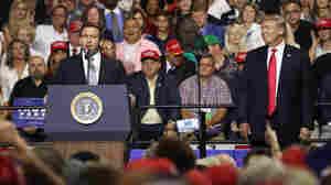 Progressive Upset Means A Sanders Vs. Trump Battle For Florida Governor