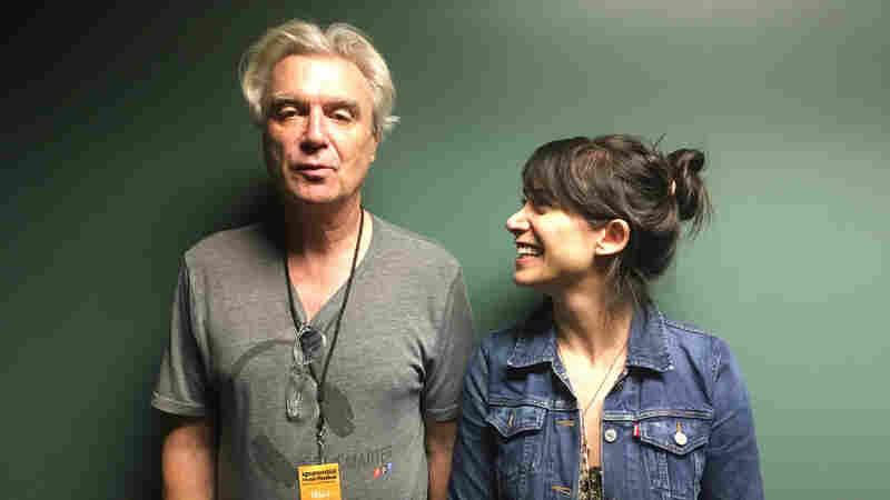David Byrne Digs For Wonder