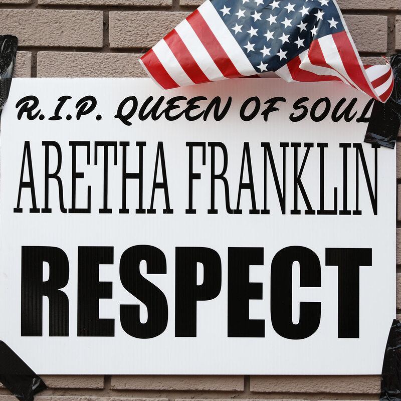 How To Stream — And Fully Appreciate — Aretha Franklin's Funeral : NPR