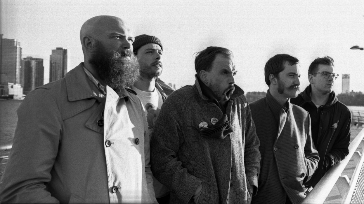 IDLES Explain 'Joy As An Act Of Resistance,' Track By Track : All