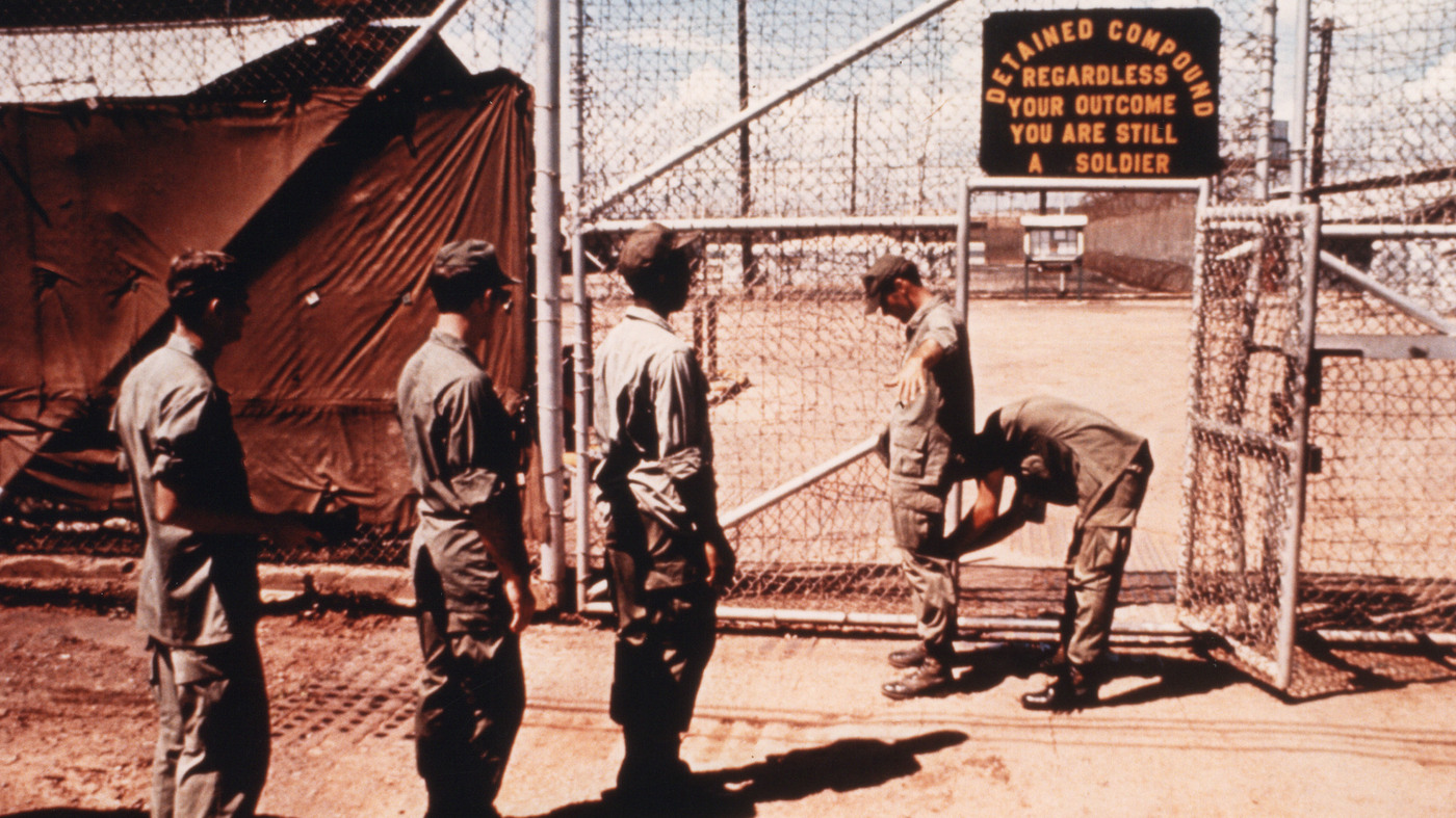 The Forgotten History Of A Prison Uprising In Vietnam
