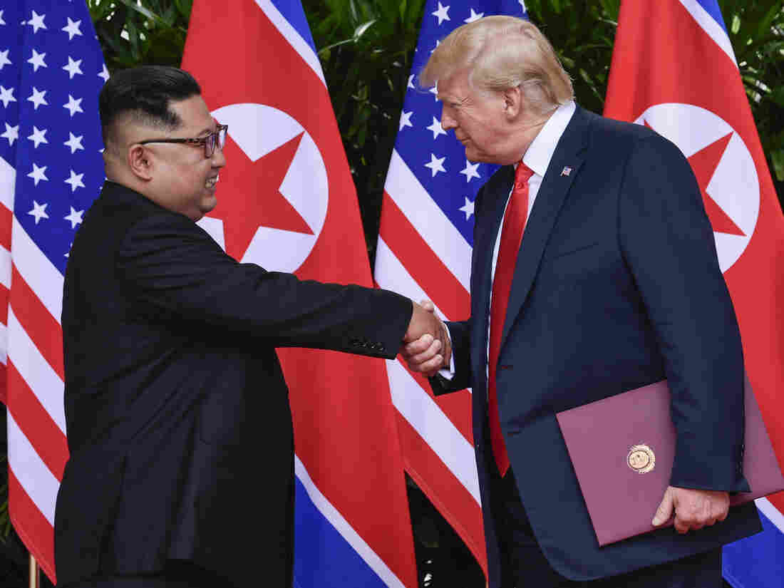 United States could resume 'bigger than ever' Korean war games