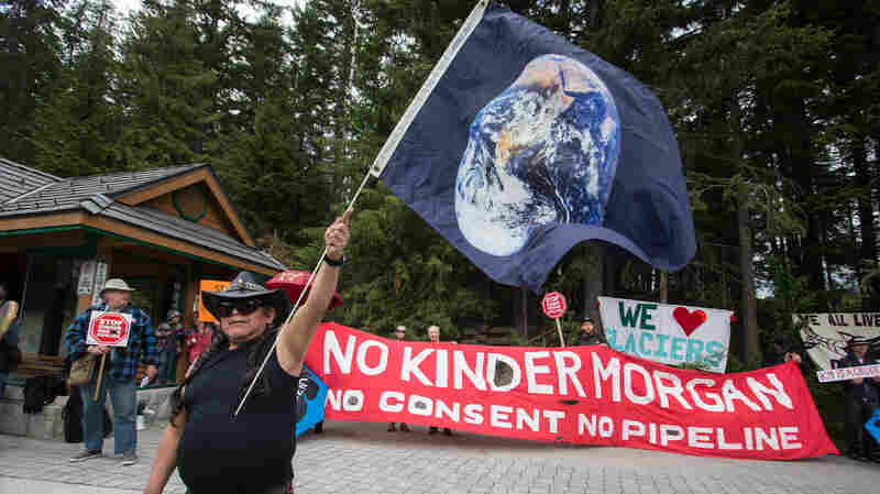 Canadian Court Puts A Stop To Expansion Of Major Oil Pipeline (For Now)