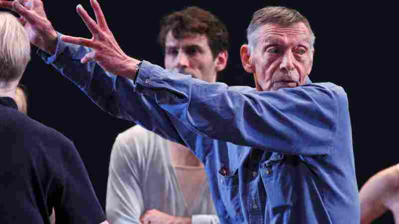 Paul Taylor, Giant Of Modern Dance, Has Died