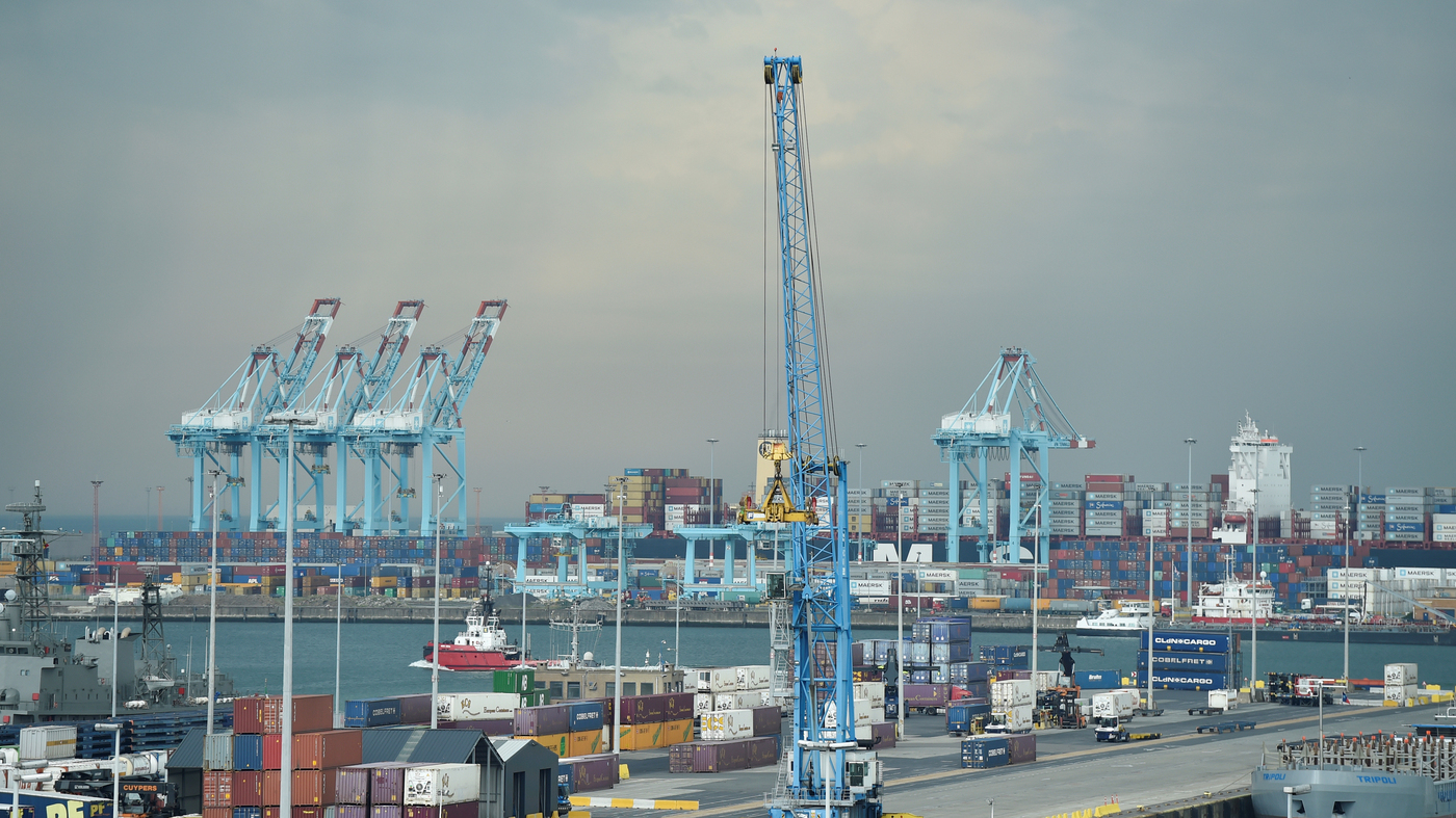 Chinese Firms Now Hold Stakes In Over A Dozen European Ports : NPR
