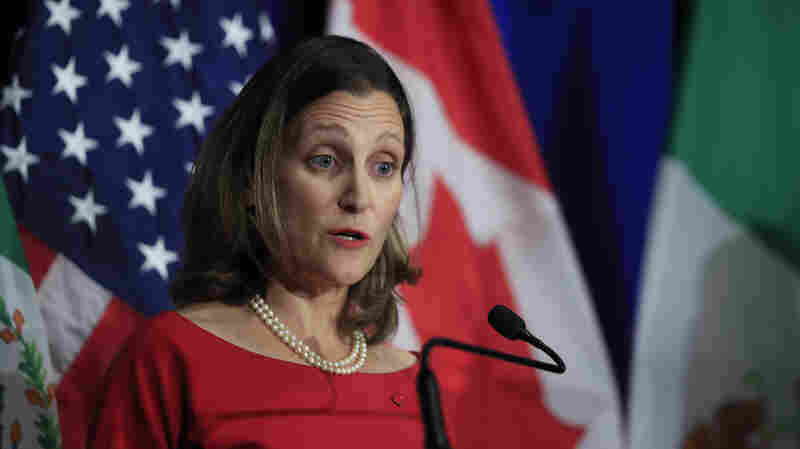 No NAFTA Deal: Canada-U.S. Talks To Resume Next Week