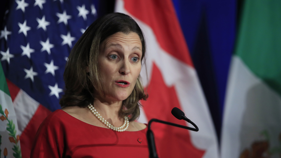 No Nafta Deal Canada Us Talks To Resume Next Week Mpr News